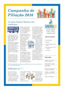 Campanha de filiação 2016 - 1
