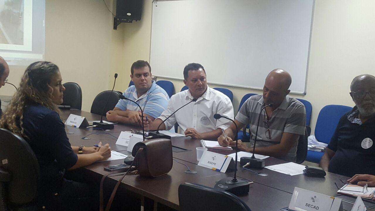 Reunião do Sindifato